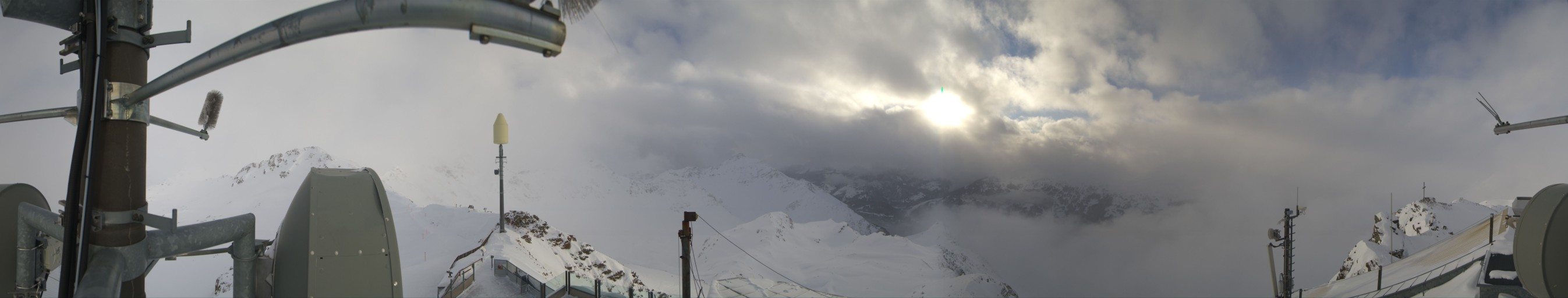 Webcam Lenzerheide Parpaner Rothorn