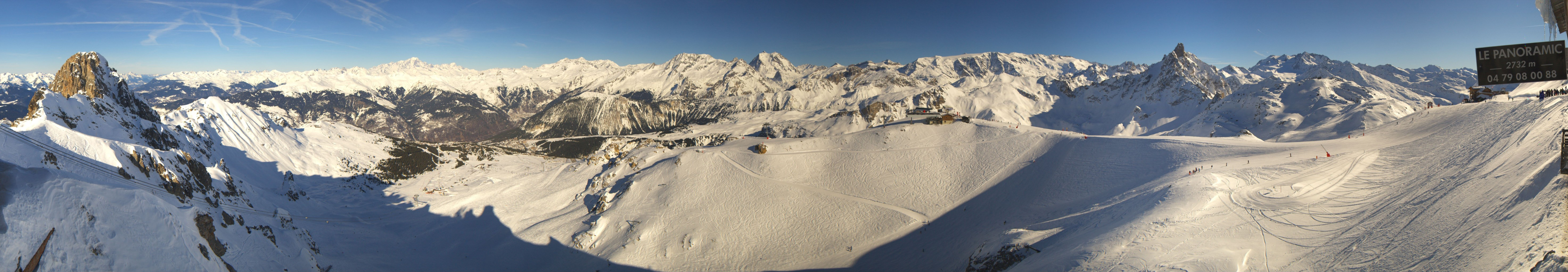Webcam - Courchevel Saulire -  2700 m