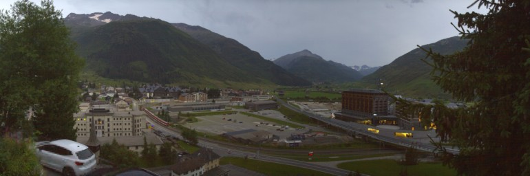 Webcam Andermatt Reuss