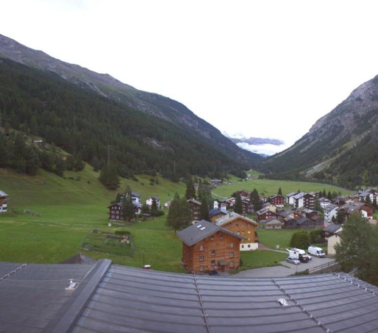 Dorf Täsch 360°