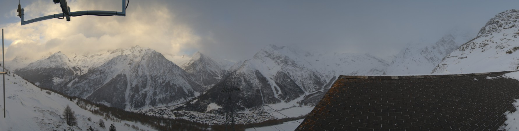 Webcam Saas Fee Hannig